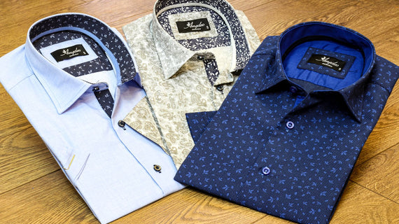 How to Rock a Short Sleeve Dress Shirt