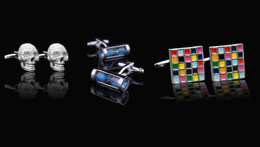 The 7 Best Types of Cufflinks for Men