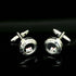 Men's Functional Dice Pair One Size Cufflinks with Gift Box
