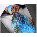 Men's Fashion Parrot Paisley Neck Tie Gift Box