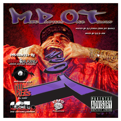 'More Doubters Over Thinking' by M-DOT