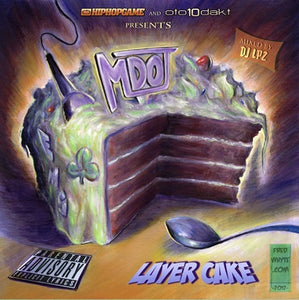 'Layer Cake' by M-Dot