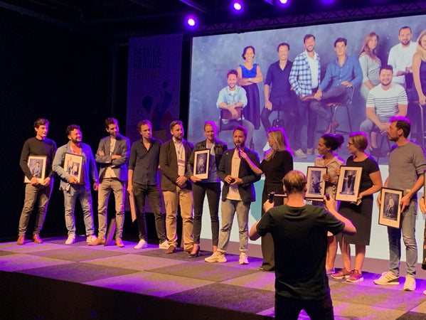 ABN Amro & RetailTrends Retail Rookie of the Year Award 2019 - 2020