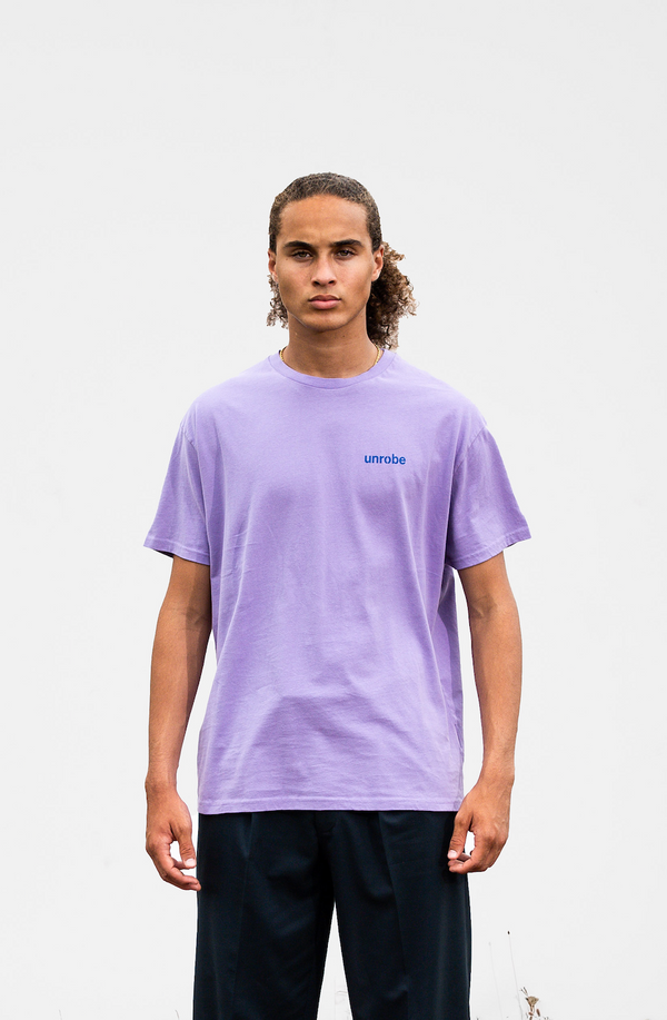 Fig Leaf Tee - Lavender