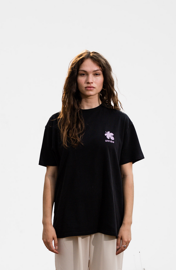 Fig Leaf Tee - Black