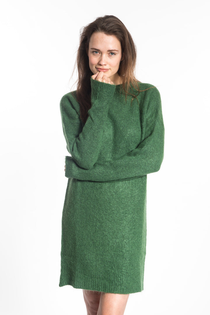 The Jacky Dress Fairway Green