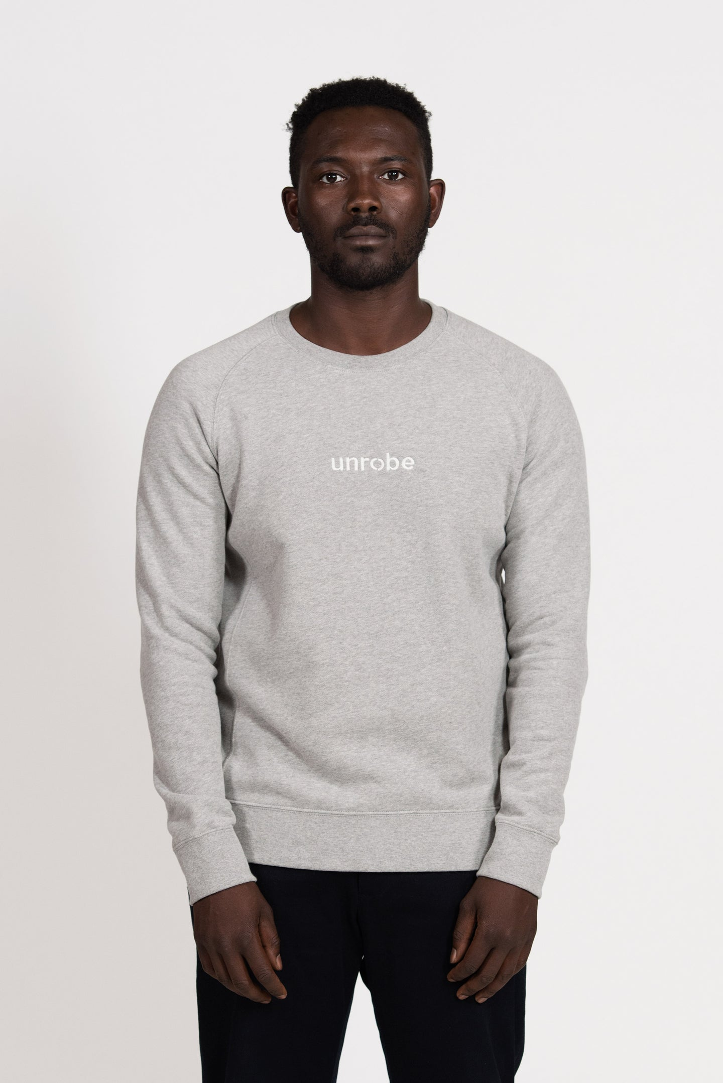 the oscar grey melange - restocked