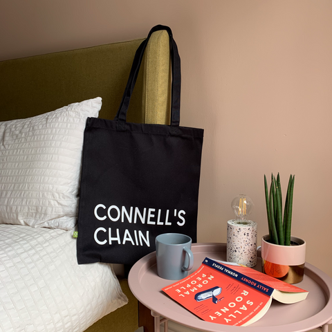 CONNELL'S CHAIN TOTE BAG FROM MY BAGS OF STUFF