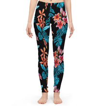 Load image into Gallery viewer, Tropical Paradise Women's Yoga Pant-cloth-PureDesignTees