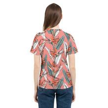 Load image into Gallery viewer, Birds of Paradise Women's Tee-cloth-PureDesignTees