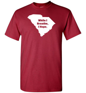 South Carolina Motto Short-Sleeve T-Shirt-T-Shirt-PureDesignTees