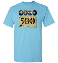 Load image into Gallery viewer, Reformation 500 Year Anniversary Short-Sleeve T-Shirt-Shirt-PureDesignTees