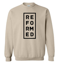Load image into Gallery viewer, Reformed Crewneck Sweatshirt-Sweatshirt-PureDesignTees