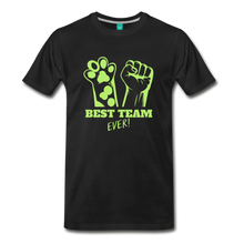 Load image into Gallery viewer, Best Team Ever Premium Men's T-Shirt-Men's Premium T-Shirt-PureDesignTees