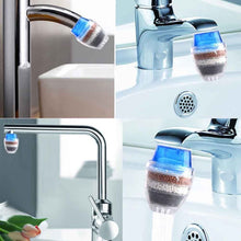 Load image into Gallery viewer, Mini Home Kitchen Faucet Tap Purifier with Activated Carbon-Kitchen & Dining-PureDesignTees