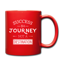 Load image into Gallery viewer, Success is a Journey Mug-Full Color Mug-PureDesignTees