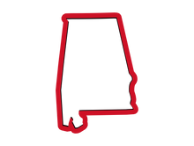 Load image into Gallery viewer, State of Alabama Cookie Cutter-Cookie Cutter-PureDesignTees