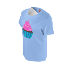 Load image into Gallery viewer, Cupcake Super Soft Jersey for Girls-Shirt-PureDesignTees