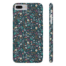 Load image into Gallery viewer, Flower Case Mate Slim Phone Cases-Phone Case-PureDesignTees