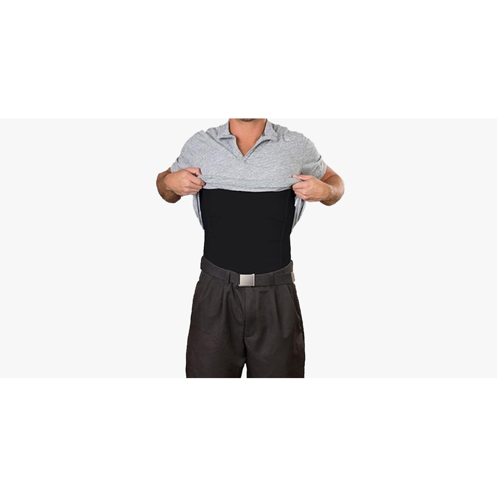 Men's Body Slimming Under-Shirt-Latest Products-PureDesignTees