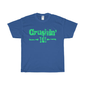 Crushin' It! Heavy Cotton T-Shirt-T-Shirt-PureDesignTees