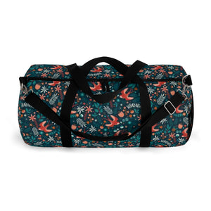 Flying Swallows Duffle Bag, Bags - PureDesignTees