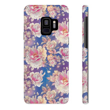 Load image into Gallery viewer, Peony Pattern Case Mate Slim Phone Cases-Phone Case-PureDesignTees