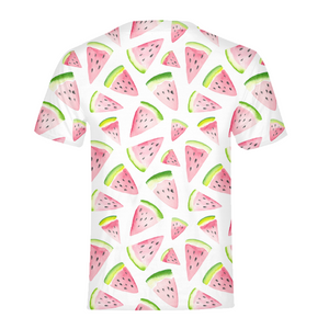 Watermelon Kids Tee-cloth-PureDesignTees