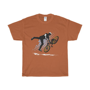 Extreme Bike Unisex Heavy Cotton Tee - PureDesignTees