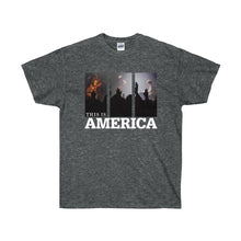 Load image into Gallery viewer, This is America - Worship Unisex Ultra Cotton Tee-T-Shirt-PureDesignTees