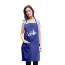 Load image into Gallery viewer, Kitchen Queen Adjustable Apron-Adjustable Apron-PureDesignTees