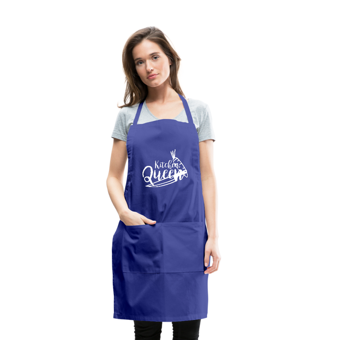 Kitchen Queen Adjustable Apron-Adjustable Apron-PureDesignTees