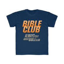 Load image into Gallery viewer, Bible Club Kids Regular Fit Tee-Kids clothes-PureDesignTees
