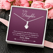 Load image into Gallery viewer, Alluring Beauty Necklace - Gift for Daughter from Mother-Jewelry-PureDesignTees