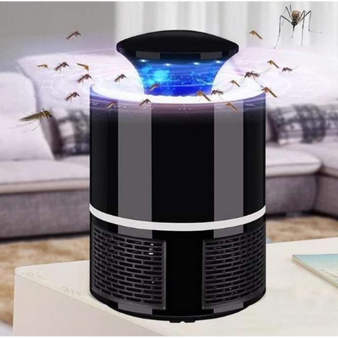 USB Powered Bug Zapper Mosquito Killer Lamp (Shipped From USA)-USA Warehouse-PureDesignTees
