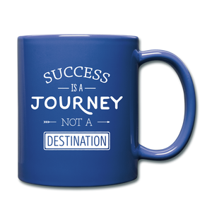 Success is a Journey Mug-Full Color Mug-PureDesignTees