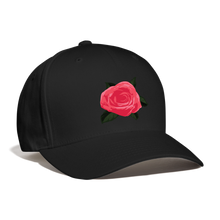 Load image into Gallery viewer, Rose Baseball Cap-Baseball Cap-PureDesignTees