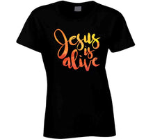 Load image into Gallery viewer, Jesus Is Alive-T-Shirt-PureDesignTees