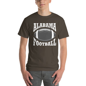 Alabama Football Short-Sleeve T-Shirt-T-shirt-PureDesignTees