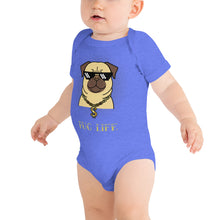 Load image into Gallery viewer, Pug Life Baby Bodysuit-PureDesignTees