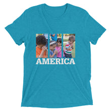 Load image into Gallery viewer, This is America - Children Praying Short sleeve t-shirt