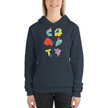 Load image into Gallery viewer, Crafty Unisex hoodie-PureDesignTees