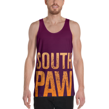 Load image into Gallery viewer, South Paw Unisex Tank Top, Tank Top - PureDesignTees