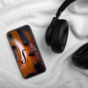 Violin iPhone Case-PureDesignTees