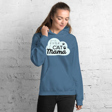 Load image into Gallery viewer, Cat Mama Unisex Hoodie-PureDesignTees