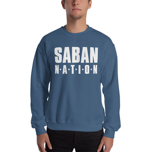 Saban Nation Sweatshirt-Hoodie-PureDesignTees