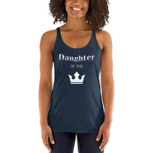 Load image into Gallery viewer, Daughter of the King Women's Racerback Tank-Tank Top-PureDesignTees