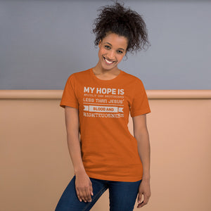 My Hope Short-Sleeve Unisex T-Shirt-t-shirt-PureDesignTees
