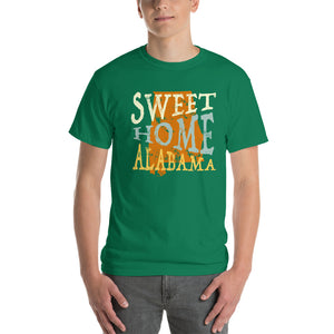 Sweet Home Alabama Short-Sleeve T-Shirt-t-shirt-PureDesignTees