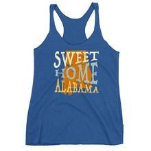 Load image into Gallery viewer, Sweet Home Alabama Women's Racerback Tank-T-Shirt-PureDesignTees